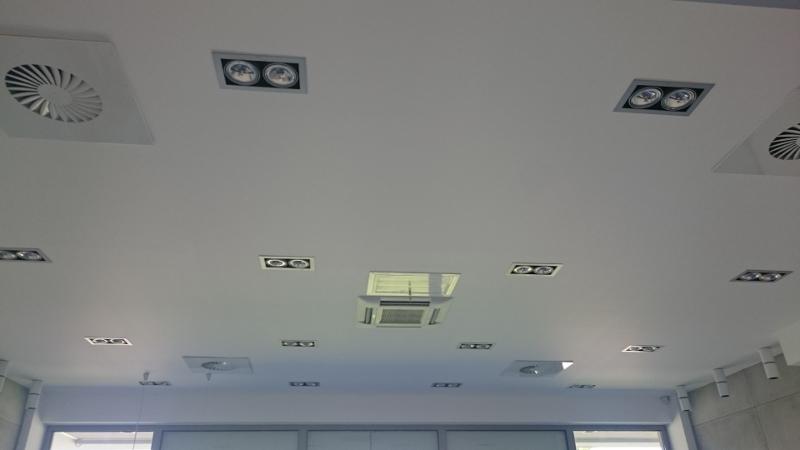 system wentylacji i klimatyzacji
